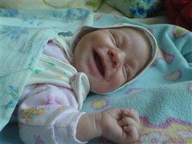 Моя первая улыбка