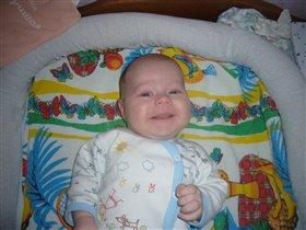 Наш счастливый сынок