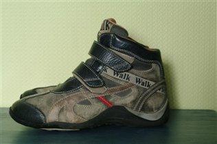 ботинки Walk Safari (Италия), р.38