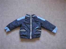 Демисез. куртка на 2-3 года (300 руб.)