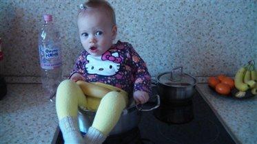 моя маленькая шалунья)))