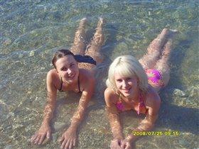 Сочи, лето, море...