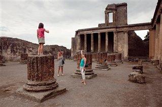 На память о Помпеях