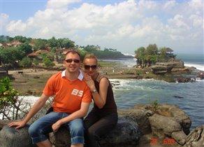 Райский остров Бали.