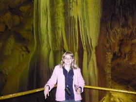 пещера в Абхазии