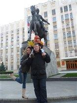 Первое семейное путешествие в Краснодар!!!