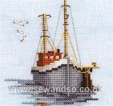 Derwentwater Fishing Boats