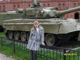 Артиллерийский музей в городе на Неве.