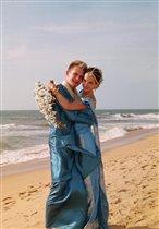 Сказка для двоих на берегу Индийского океана...