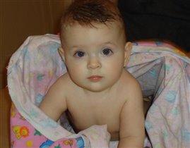 Маргарита тигро-близнец. 10 месяцев