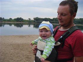Маленький путешественник вдоль реки Оки, Поленово
