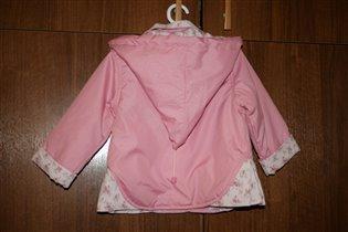 Курточка/плащ, 500 руб. Идеальное состояние, 74 см