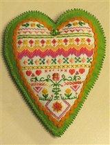 Сердечко для Сердечного проекта 2011