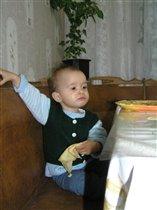 мамочка, а где еще блинчики?))))