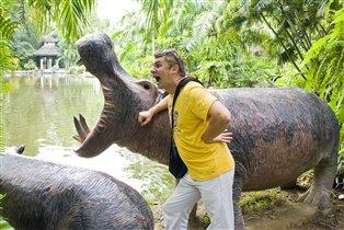 Тайланд. о.Пхукет. Зоопарк