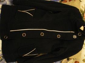 Пальто, драп, 48 разм.