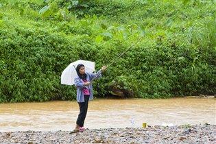 Тайландская рыбалка