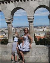 Путешествуя по Будапешту.