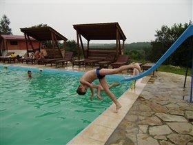 Отрабатываем прыжки