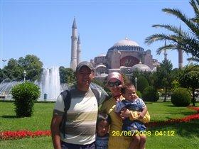 Стамбул-город контрастов...
