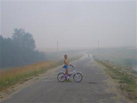 дымное лето 2010
