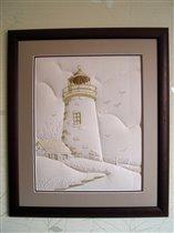 Lighthouse, Janlynn, Candlewicking