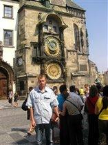 Чешские знаменитые часы