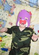 Я Тигл, но ты меня не бойся! Я холёсый))))))))