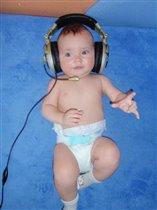 Я люблю слушать музыку