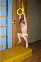 Я б в гимнастику пошла, пусть меня научат! :)