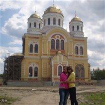 Храм российской глубинки
