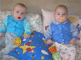 Мамуля!ну  не близнецы мы, мы ВЕСЫ!!!