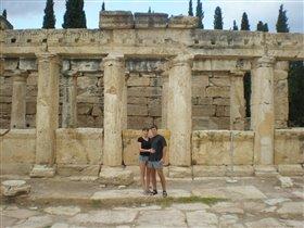 Романтическое путешествие. Турция. Хиерополис