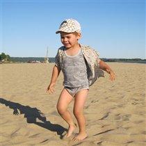 Босиком по песку: и здоровье, и удовольствие!