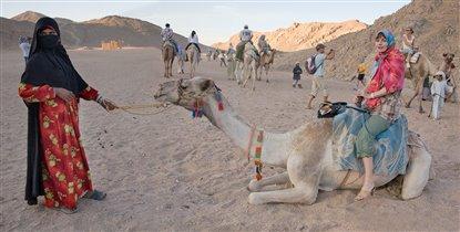 Египетский аттракцион