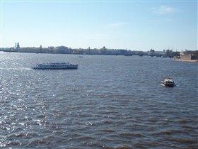Река Нева, Санкт-Петербург,2009