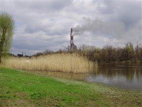 Река Cеверский Донец