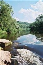 Река Осетр. Луховицкий район