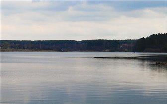 Кизовское озеро.