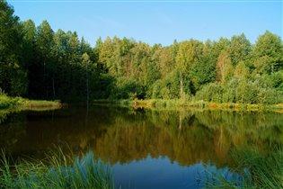 озеро моего детства...