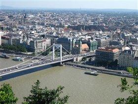 Дунай. Будапешт