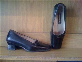 Туфли для девочки Фламинго