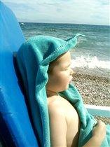 Маленький Фараон на отдыхе в Турции