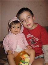 Катюша и Кирюша