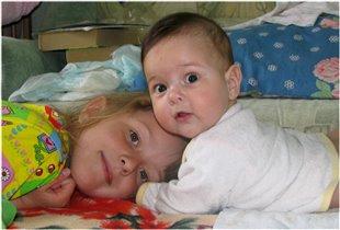 сестрички)