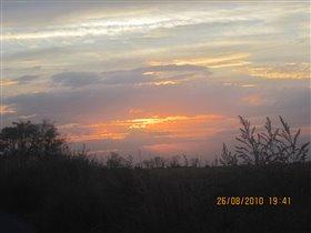 Краденое солнце  (вечер, Волгоград)