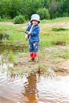 Дочь рыбака- это вам не хухры-мухры!