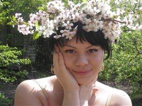 Девушка- весна