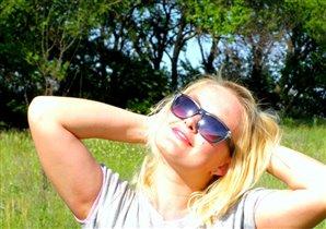 Жизнь прекрасна в лучах солнца...