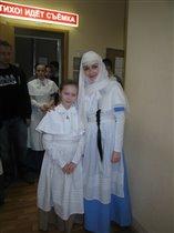 Маша и Алена Созинова (Мириам)
